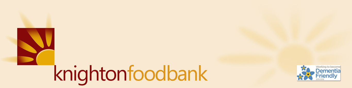 Knighton Food Bank